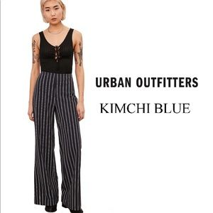 Urban Outfitter by Kimchi Blue Wide Leg Pants Sz 8